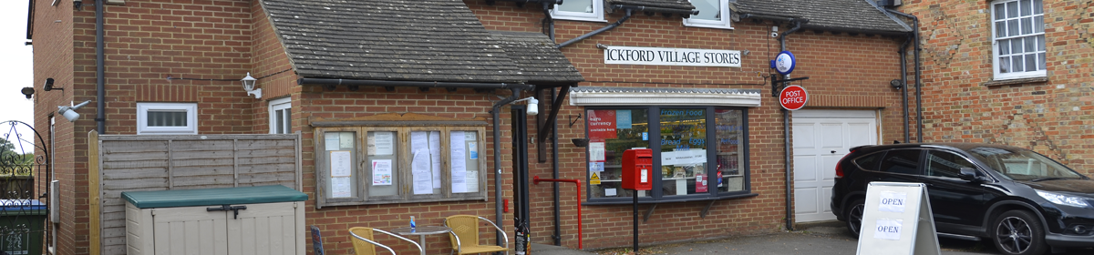 Ickford Village will maintain its special character whilst embracing the whole community